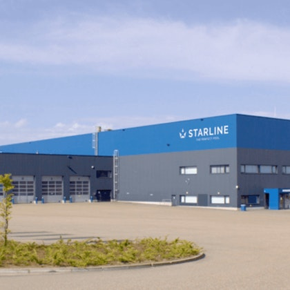 Starline Productiehal 2X