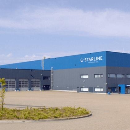 Starline Productiehal 2X