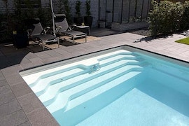 Poolhouse Bild 2