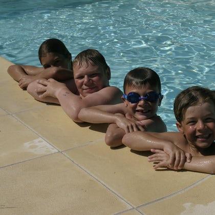 Kinderen Zwempret