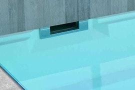 Einbauteile im Schwimmbad