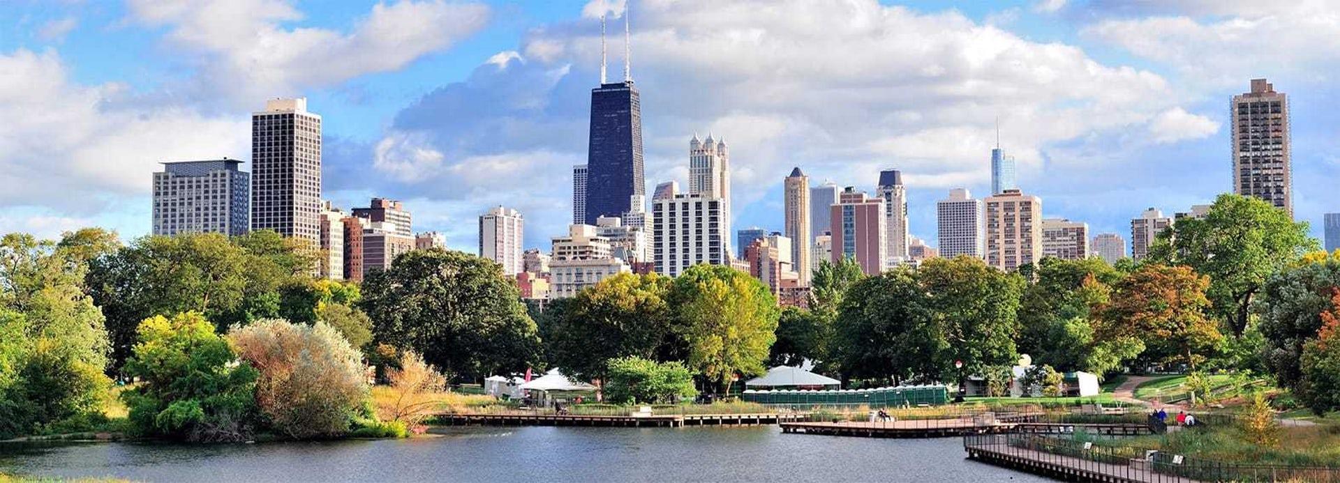 Chicago Photodune 1623971 Chicago Skyline Xl 1
