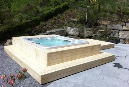 Spa Installation 30