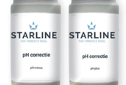 Starline P H Correctie