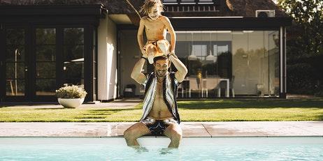 Alternatief natuurlijk zwembad