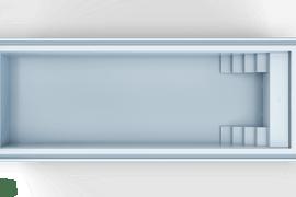 Nexxt 120 Hoekkap Lr Top Blauw
