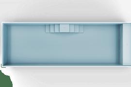 Nova 120 Trap Lange Zijde Blauw