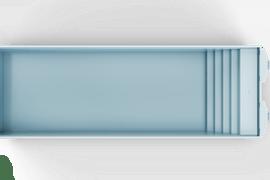 Nova 120 Trap Top Light Blue